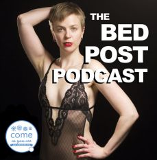 The Bed Post Podcast Logo