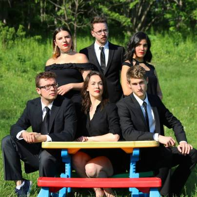 The Kids' Table Improv Group, Toronto, Ontario