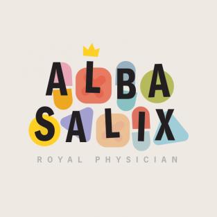 Alba Salix Royal Physician Podcast Logo