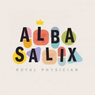 Alba Salix Royal Physician Podcast Logo