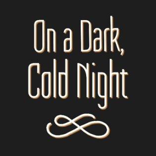 On A Dark Cold Night, Toronto Podcast, Logo