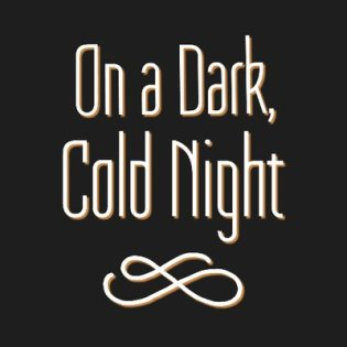On A Dark Cold Night, Toronto Podcast, Logo
