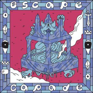 Shannon Lahaie Escape Capade Podcast Logo