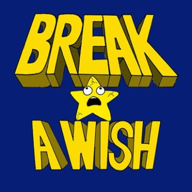 Break A Wish Podcast Logo, Toronto