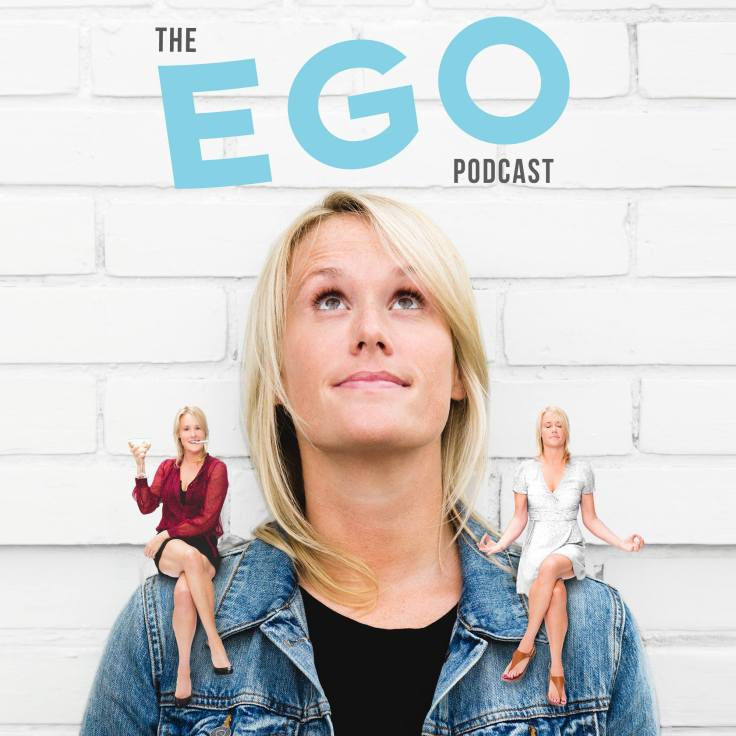 Dena Jackson The Ego Podcast Logo