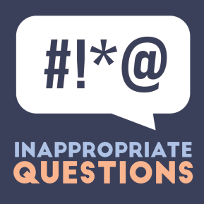 Inappropriate Questions podcast logo